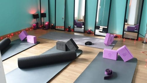 Photo du studio d'Adeline Pilates